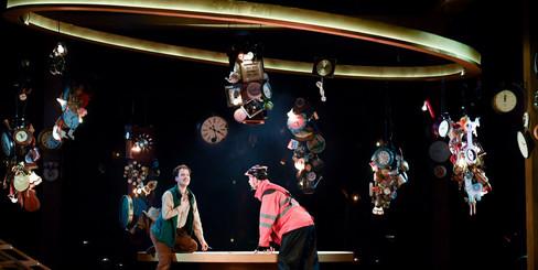 L'heure Espagnole, RCM Opera Studio, 2020 © Chris Christodoulou
