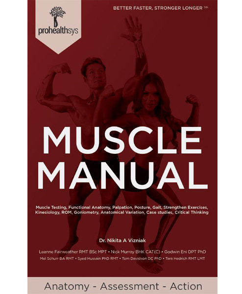 Muscle Manual - 5th Edition