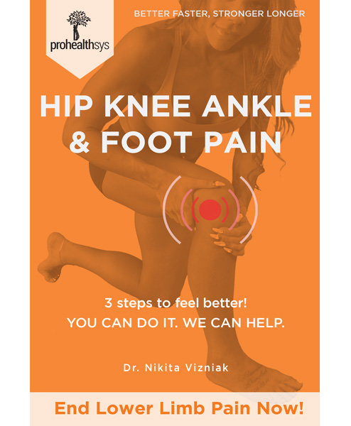 Hip Knee Ankle & Foot Pain