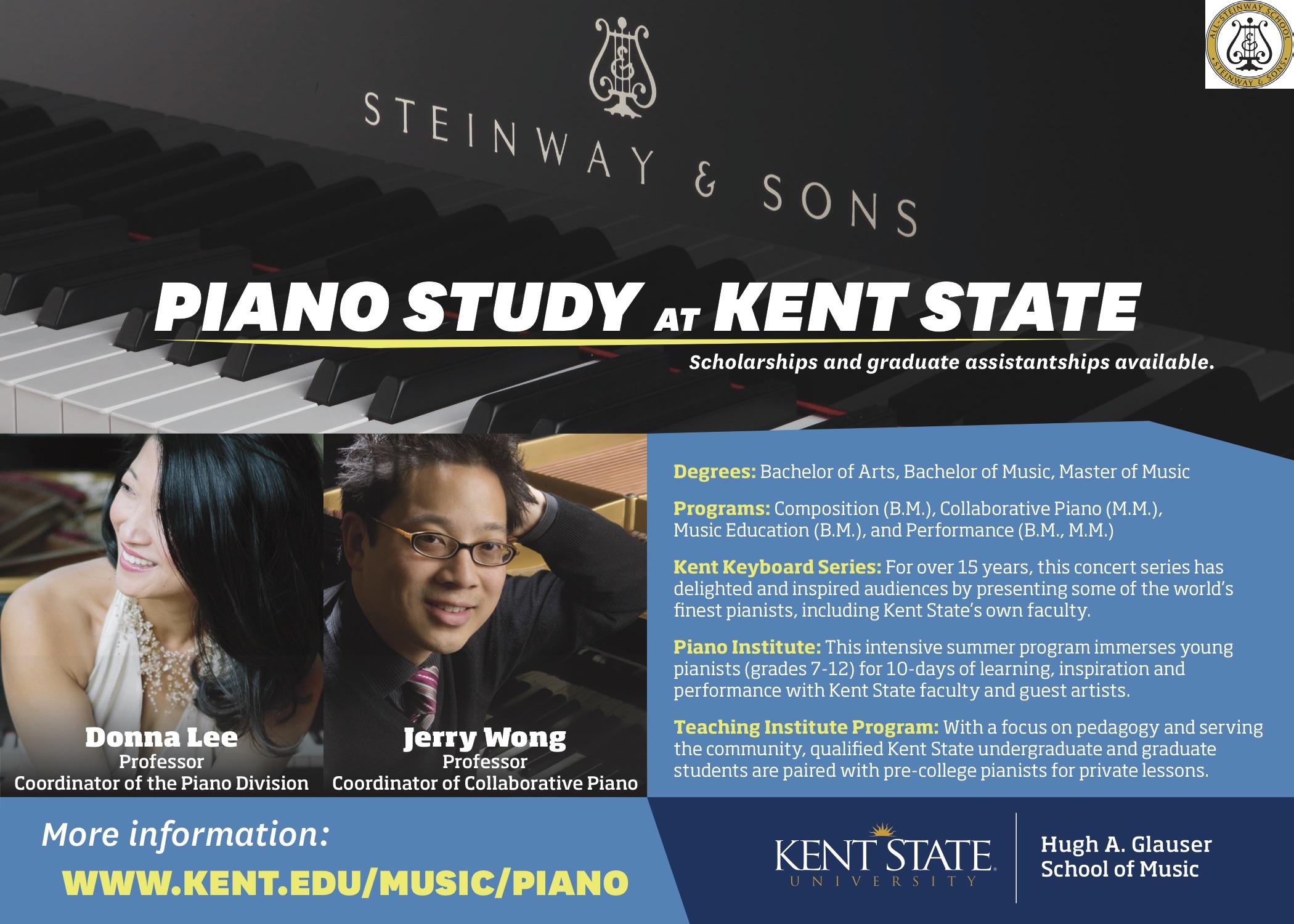 Piano Division Print Ad (2018) American
