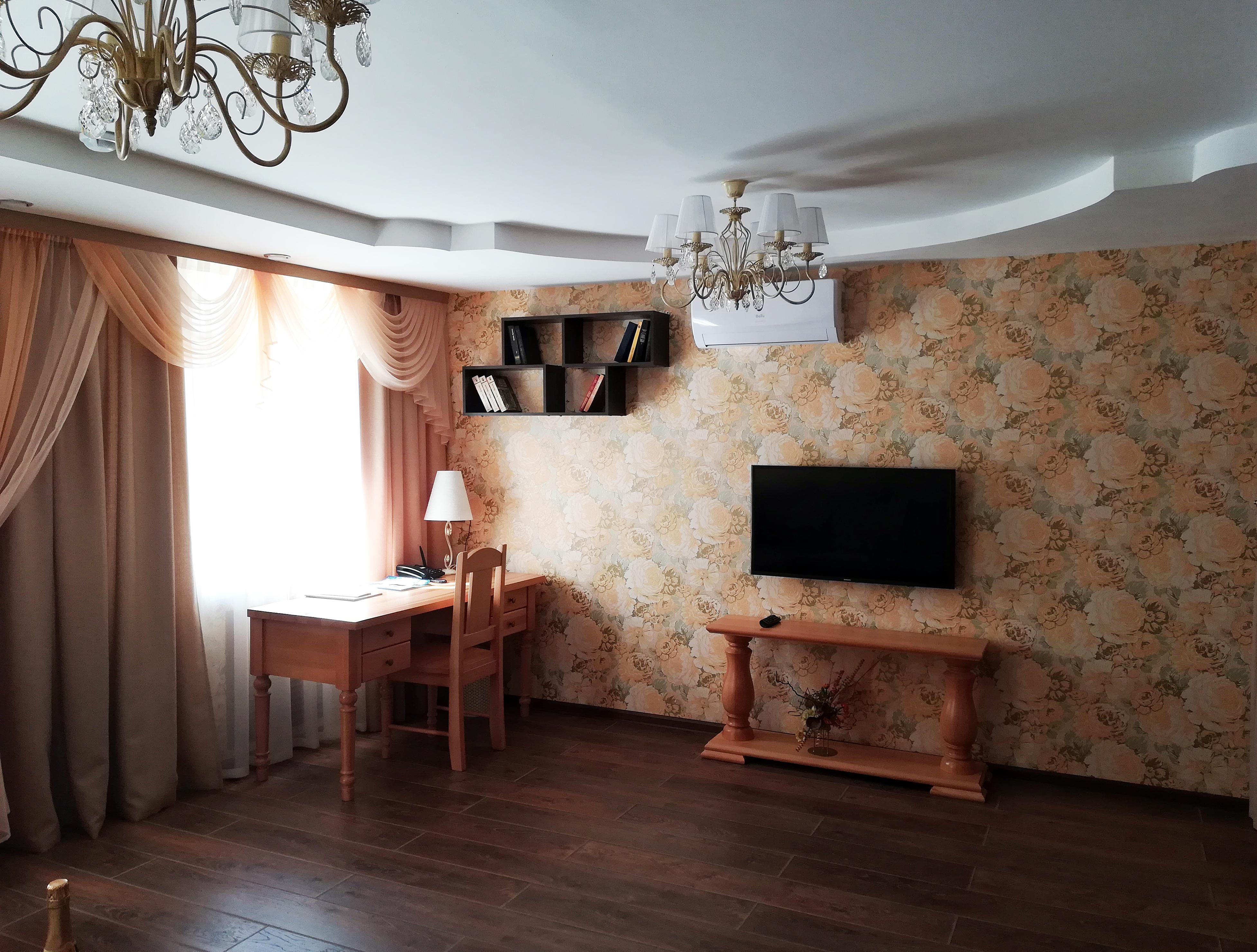 2 этаж. апартаменты №2