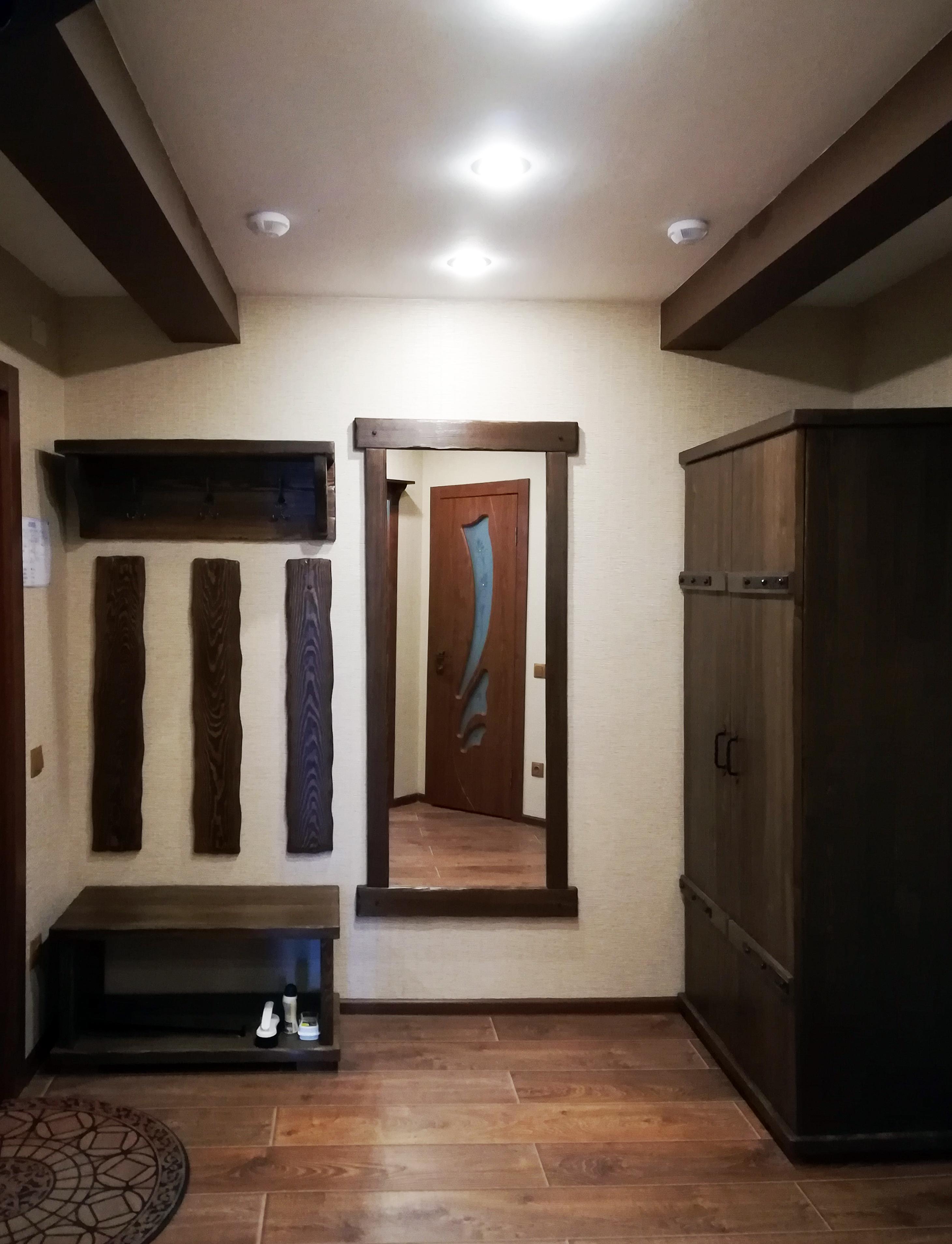 2 этаж. апартаменты №1