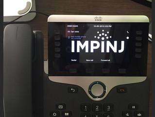 Impinj Move Complete