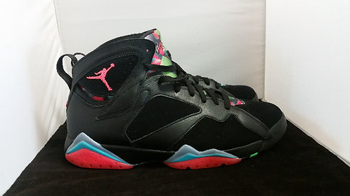 "Air Jordan VII ""Barcelona Nights"""