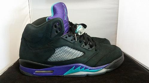 """Air Jordan 5 """"Black Grape"""""""