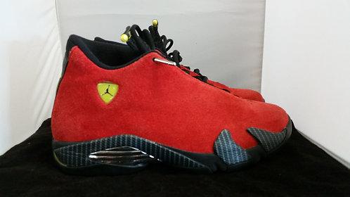 """Air Jordan 14 """"Ferrari"""""""