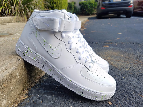 """Nike Air Force 1 """"Hint of Mint"""""""