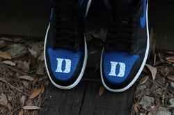 """Air Jordan """"Duke"""" 1"""
