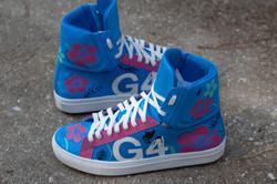 """G4 Golf Cleats """"Hawaiian"""""""