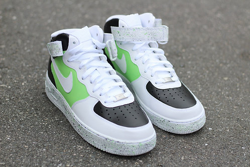 "Nike Air Force 1 ""Mint Chocolate"""