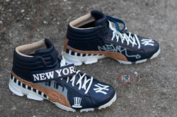 Yankees Puma Ignite