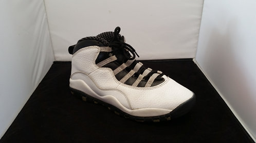 "Air Jordan ""Steel"" X"
