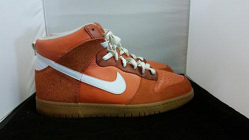 Nike Dunk SB Orange
