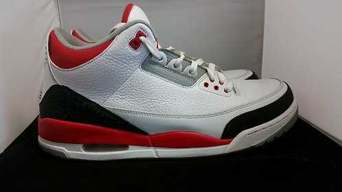 Air Jordan Fire Red III