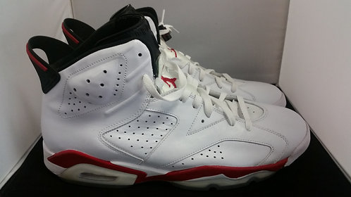 "Air Jordan ""Infrared White"" VI"