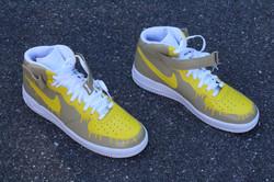 Lemon Drop AF1's!
