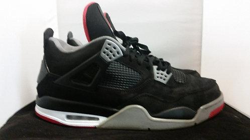 "Air Jordan ""Bred"" IV"