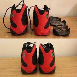 Air Jordan Bred XIII