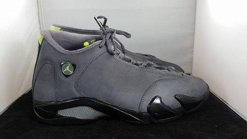 """Air Jordan 14 """"Graphite Chartreuse"""""""