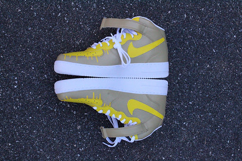 "Nike Air Force 1 ""Lemon Meringue"""