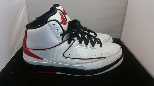 "Air Jordan 2 ""Chicago"""