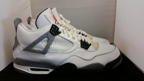 """Air Jordan """"White Cement"""" IV"""