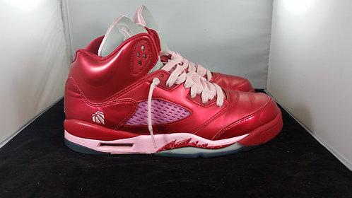 """Air Jordan """"Valentine's Day"""" V's"""