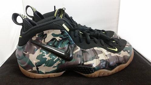 Nike Foamposite Pro Army Camo