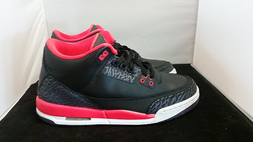 "Air Jordan ""Crimson"" III"