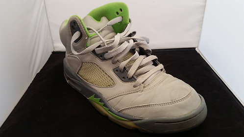 "Air Jordan ""Green Bean"" V"