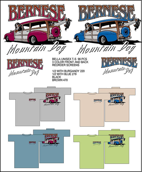New Woody T-Shirts