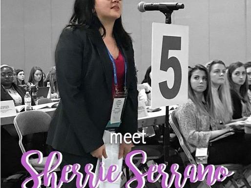 Member Spotlight: Sherrie Serrano