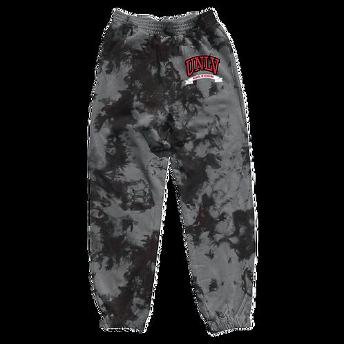 UNLV Tie-Dye Sweatpants