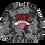 Thumbnail: UNLV Tie-Dye Crewneck Sweatshirt