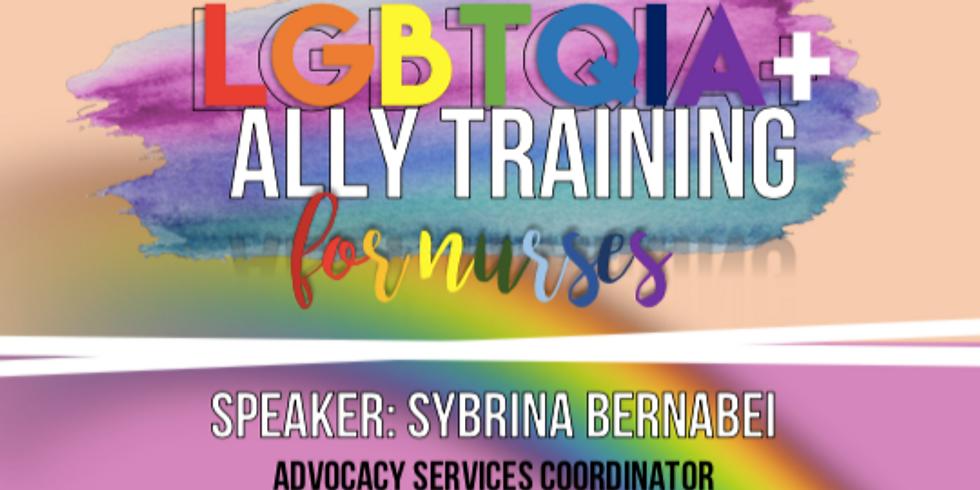 LGBTQIA+ Ally Training