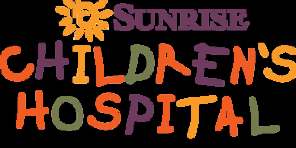 12pm - 3pm Shift: Christmas Eve at Sunrise Children's Hospital