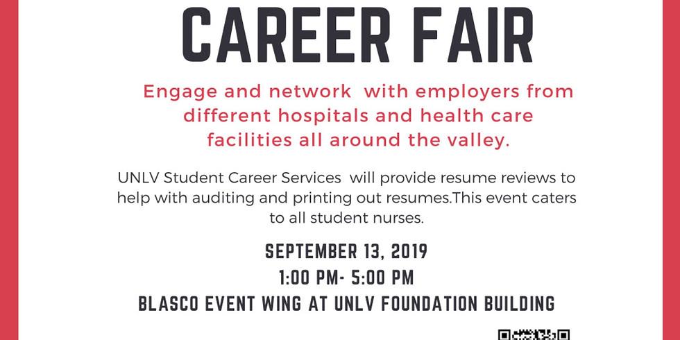Nursing Career/Job Fair!