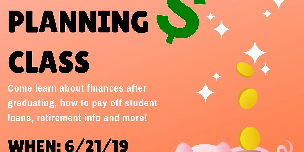 Clark County Credit Union Financial Planning Class