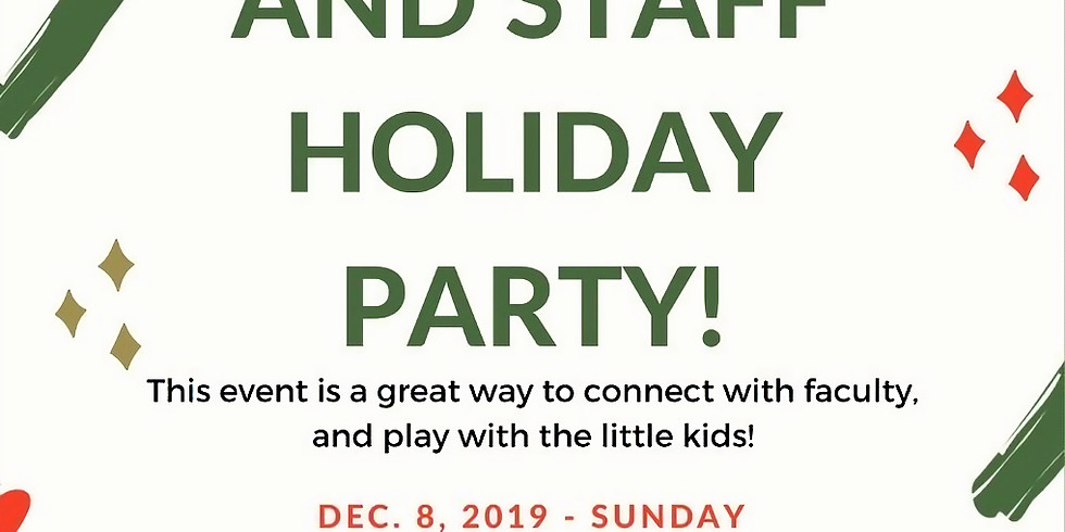 UNLV Faculty & Staff Holiday Party (1st shift)