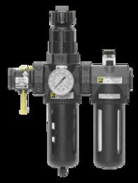 FRL (Filters, Regulators, Lubricators)