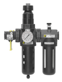 FRL (Filters, Regulators, Lubricators)
