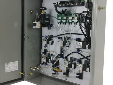 Problem Solved! JHB Leak Test Panel