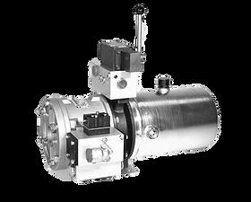 Air-Driven Hydraulic Pumps
