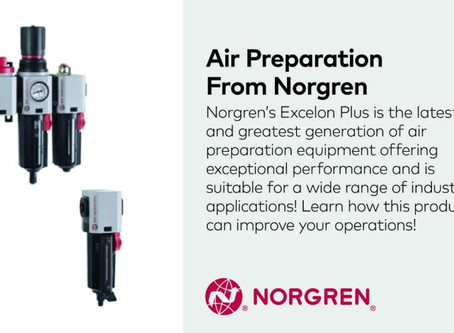 Norgren's Excelon Plus Air Prep