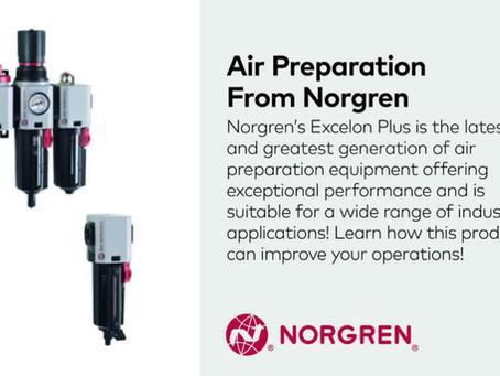Norgren's Excelon Plus Air Prep