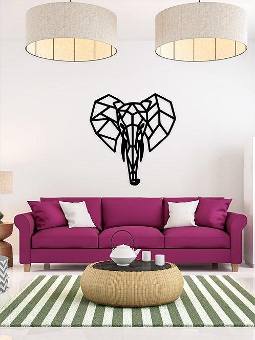 Elefante Geométrico 2