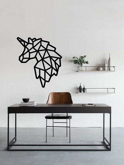 Unicornio Geométrico 2