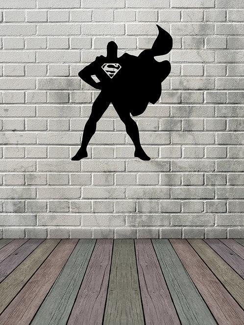 Silueta Superman