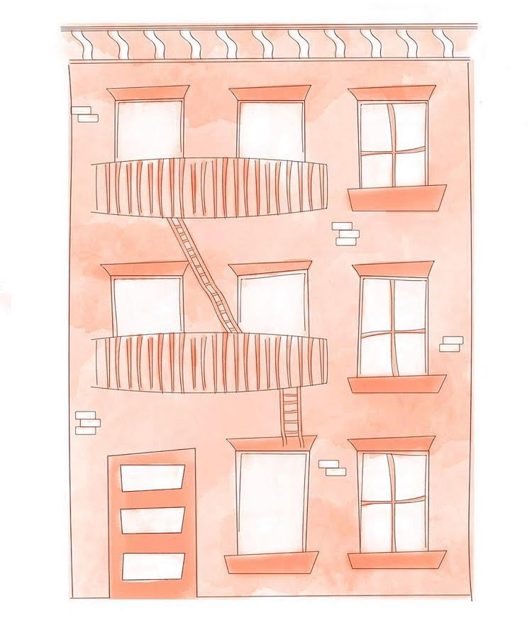 NYC Apartment Building