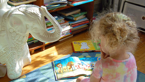 9 Tips on Raising a Little Bookworm